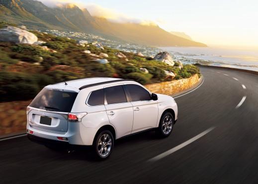 Muito conforto, esportividade e segurança - Divulgação / Mitsubishi