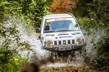 Diversão e aventura garantida na 4ª etapa do Suzuki Adventure - Murilo Mattos/ Suzuki Veículos