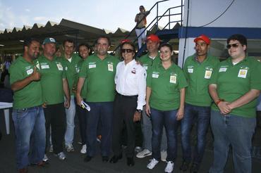 Fittipaldi experimentou um protótipo elétrico - Humberto Silva
