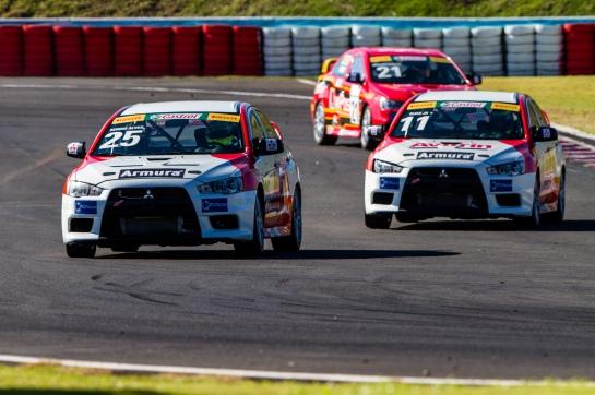Penúltima etapa da Lancer Cup - Tom Papp / Mitsubishi