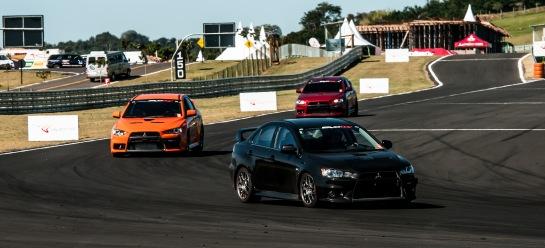 Proprietários podem levar seus carros à pista no Evo Day - Ricardo Leizer / Mitsubishi