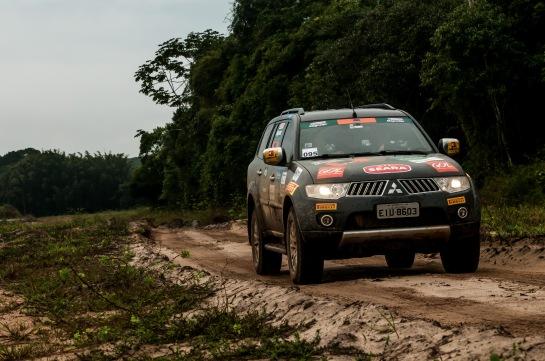Curitiba recebe os ralis da Mitsubishi no dia 14 de setembro - Ricardo Leizer/Mitsubishi