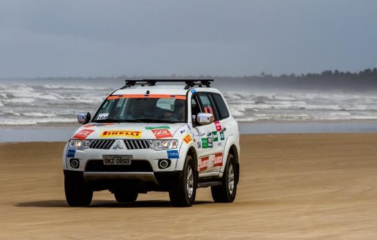 Maceió (AL) recebe Mitsubishi Motorsports dia 5 de outubro - Tom Papp/Mitsubishi