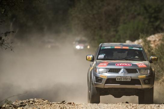A prova de Vitória terá trilhas emocionantes e muito bonitas - Marcelo Machado/Mitsubishi