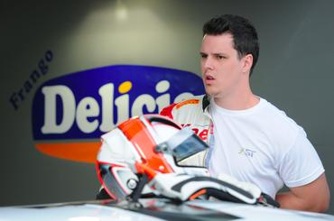 Daniel Kaefer é um dos três pilotos de Cascavel no grid da Copa Petrobras. - Duda Bairros/Vicar