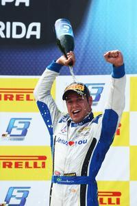 Fórmula 3 do campeão Felipe Guimarães - Foto: Luca Bassani