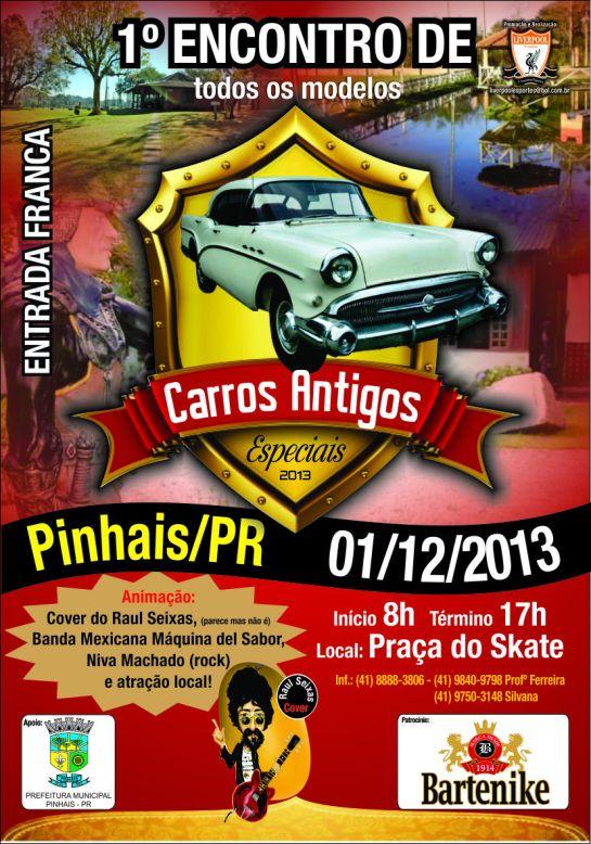 CARTAZ PINHAIS 2013