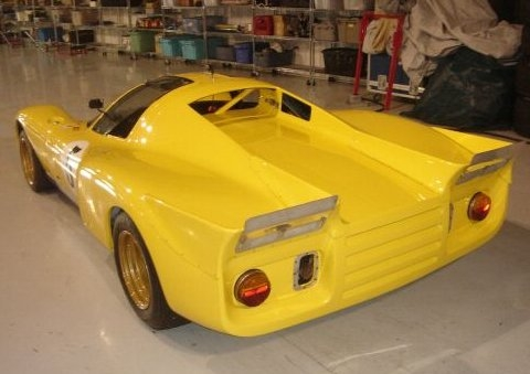 1969_Chevron_B_16_Vintage_Race_Car_Rear_1