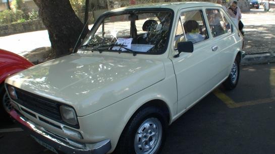 Fiat 147 em estado de 0 km