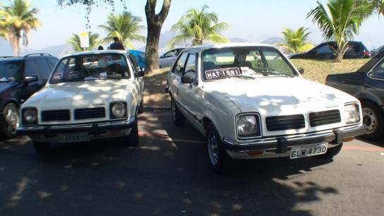 Chevette Hacth modelos 80 e 81