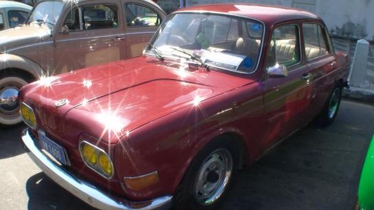 Zé do Caixão, VW Sedan