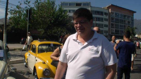 Mauricio Campos da Sociedade Automotiva
