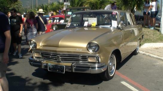 Itamaraty um dos mais belos carros produzidos no Brasil