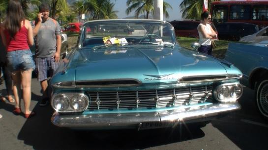 Lindo Impala conversível do Marcelo Berek