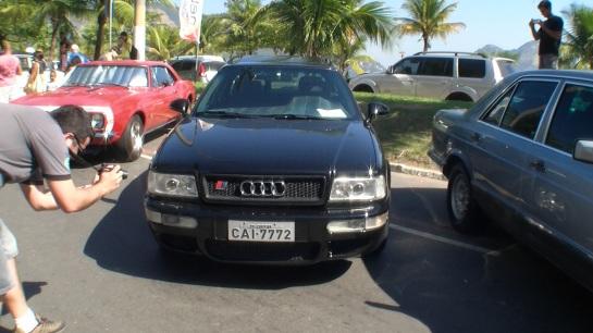 Audi Avant com motor de Porsche, já nasceu clássico.