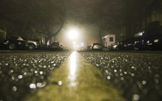 asphalt-after-the-rain-night-cars-homes-close-up