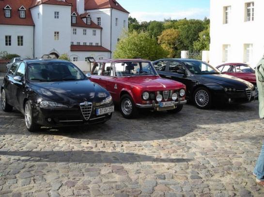 Alfa Romeo 147 - Giulia 1600 Super - Alfa 159