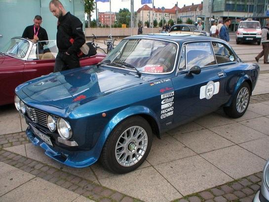 """Alfa Romeo 2000 GTV """"Bertone"""""""
