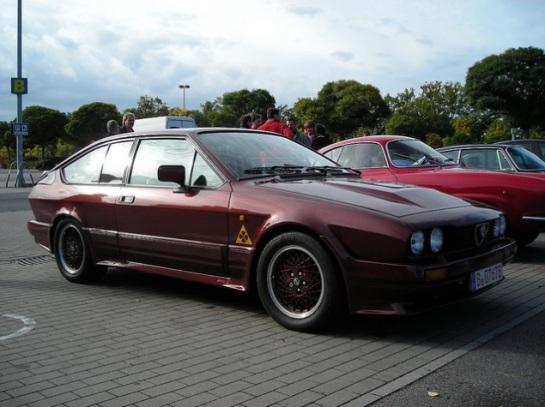 Alfa Romeo GTV 6 Grand Prix